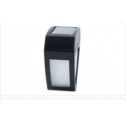 Led светильник 1W на солнечной батарее. Светильник настенный, фото 2