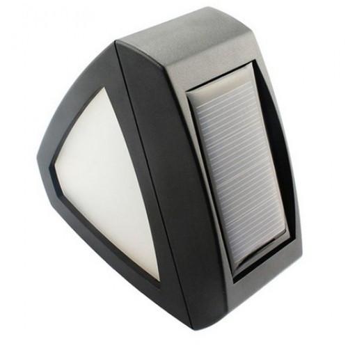 Led светильник 1W на солнечной батарее. Светильник настенный