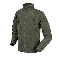 Куртка флисовая Helikon-Tex® STRATUS® Jacket - Heavy Fleece - Олива