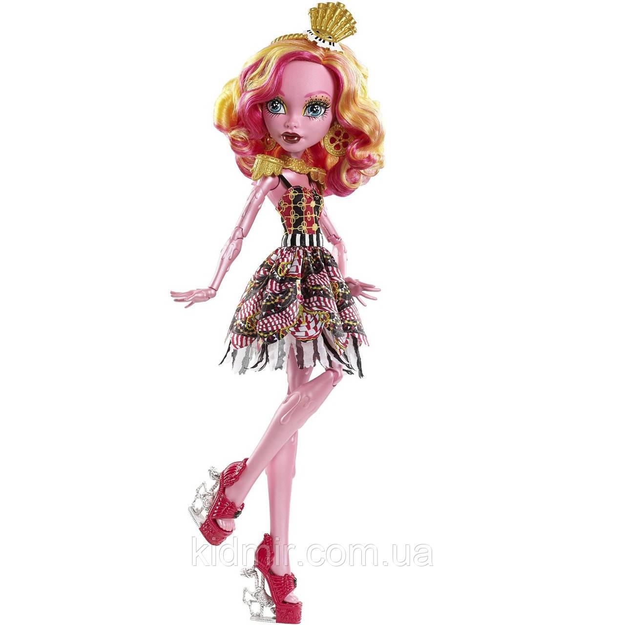 Кукла Гулиопа Джеллингтон Monster High Gooliope Jellington Freak du Chic Монстр Хай