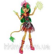 Лялька Monster High Джинафаер Лонг (Jinafire) з серії du Freak Chic Монстр Хай