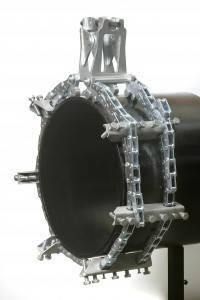 """Центратор з двома ланцюгами для труб 12-60"""" (305-1524 мм)"""