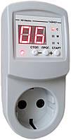 Реле времени HS Electro Таймер циклический Т-10ц (в розетку)