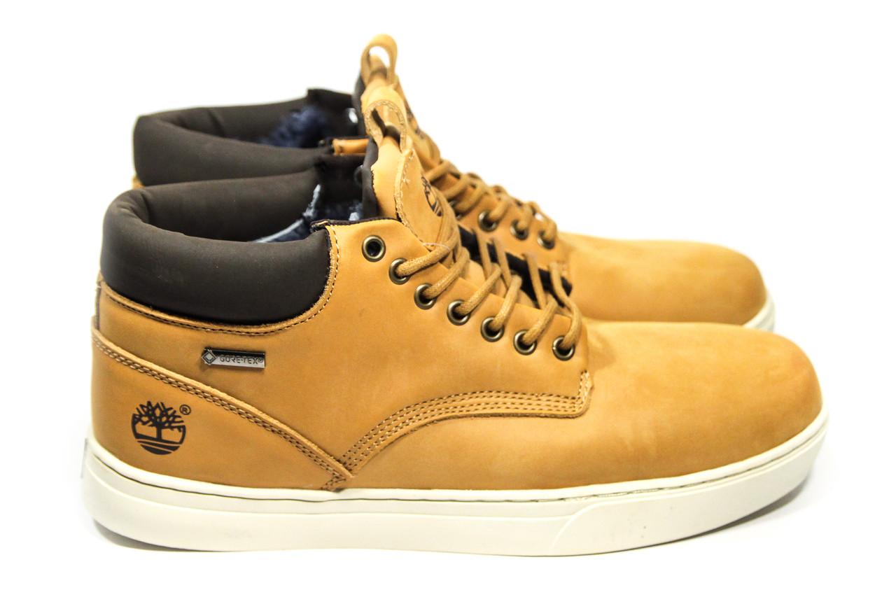 Зимние ботинки (на меху) мужские Timberland 11-070 ⏩ [ 43,44,45 ]