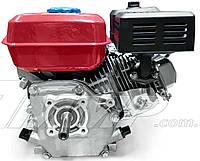 Двигатель мотоблока 170F  d=20mm под шпонку (7,5 HP, датчик масла , бумажный фильтр)