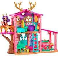 Mattel Enchantimals FRH50 Домик Данессы Оленни, фото 1