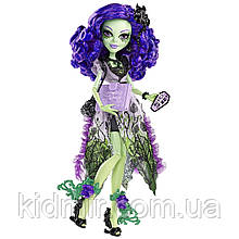 Кукла Monster High Аманита Найтшейд (Amanita Nightshade)​​ из серии Gloom and Bloom Монстр Хай