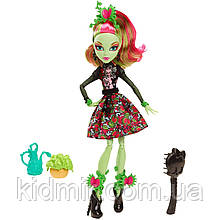 Кукла Monster High Венера МакФлайтрап Venus Mc Flytrap Gloom and Bloom Монстр Хай