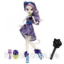 Кукла Monster High Катрин Де Мяу (Catrine DeMew) из серии Gloom and Bloom Монстр Хай