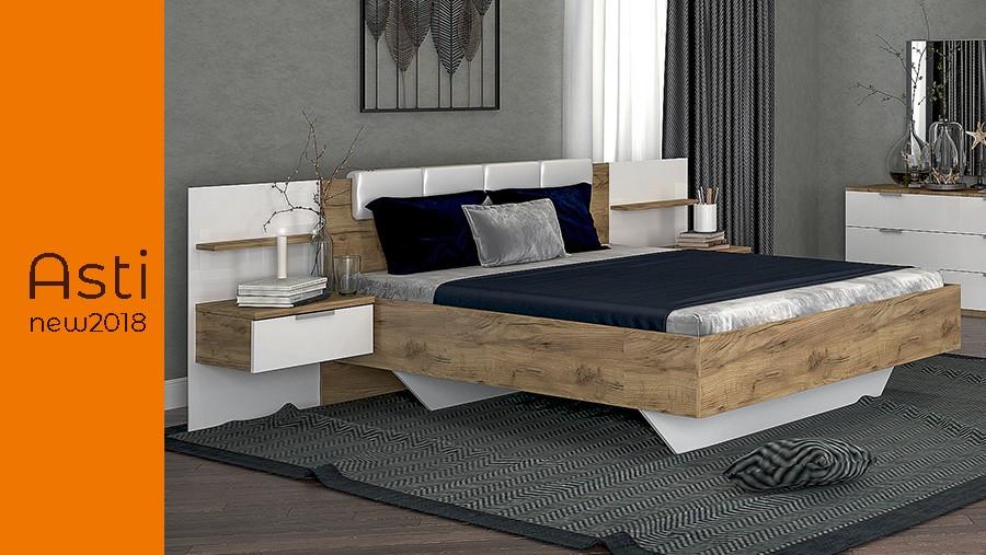 Спальня Асти 2,0 м Миро-Марк