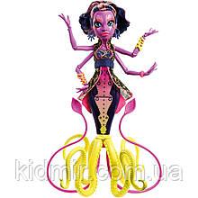 Лялька Monster High Калу Меррі (Kala Mer'ri) з серії Great Scarrier Reef Монстр Хай