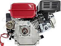 Двигатель мотоблока 170F d=19mm под шпонку (7,5 HP, датчик масла , бумажный фильтр) Артикул: D-1024