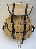 Рюкзак женский Pelletteria Cesily 7293 бежевый  (реплика)