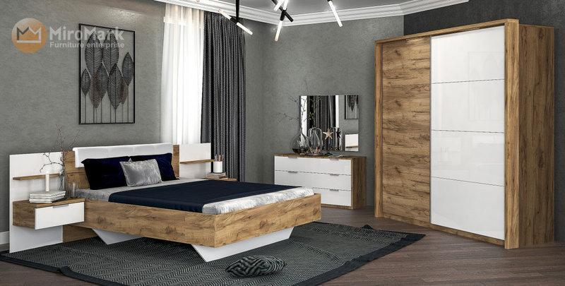 Спальня Асти 2,5 м Миро-Марк