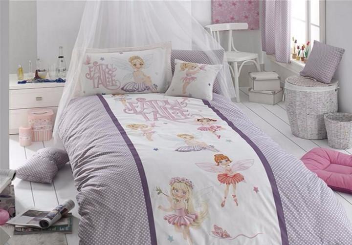 Постельное белье детское полуторное First Choice De Luxe Young DLX - 37 Fairy