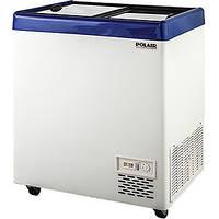 Ларь морозильный Polair (Полаир) Standard с плоскими стеклами DF120SF-S