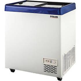 Ларь морозильный Полаир Standard с плоскими стеклами DF120SF-S