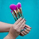 Набор кистей Tarte Minutes to Mermaid Brush Set ( 5 штук), фото 3