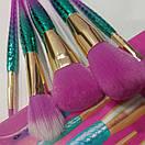 Набор кистей Tarte Minutes to Mermaid Brush Set ( 5 штук), фото 6
