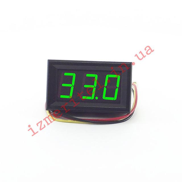 Цифровой вольтметр DC 0.00-33.0 В