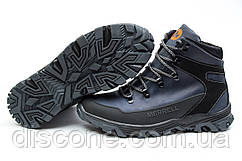 Зимние мужские ботинки 30341 ► Merrell Shiver, темно-синие ✅SALE! 35% ► [ 41 ]