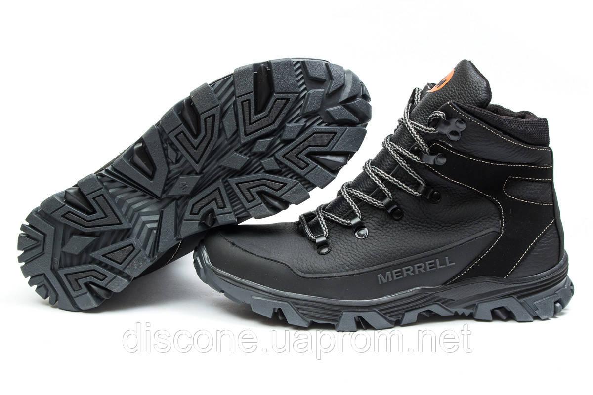Зимние мужские ботинки 30342 ► Merrell Shiver, черные ✅SALE! % ► [ нет в наличии ]