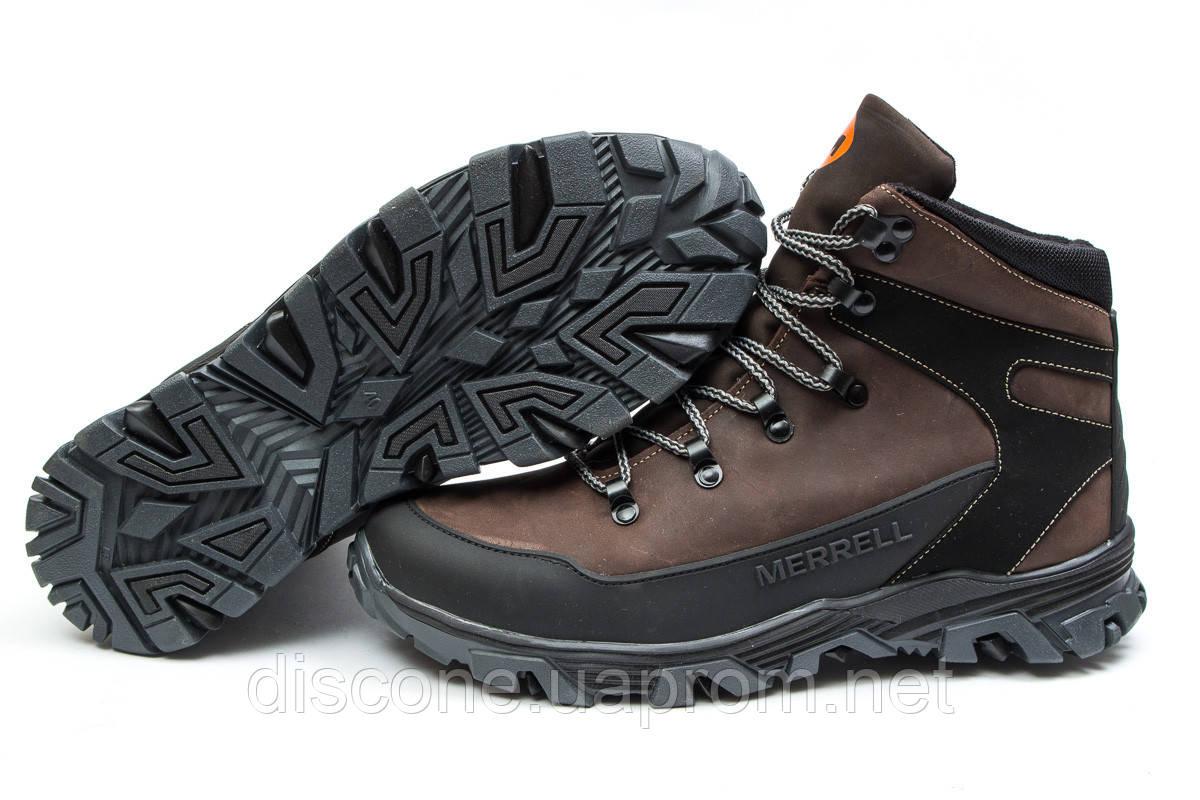 Зимние мужские ботинки 30343 ► Merrell Shiver, коричневые ✅SALE! % ► [ нет в наличии ]