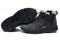 Зимние ботинки Nike Acronym, серые (30371), р.  [  42 (последняя пара)  ]
