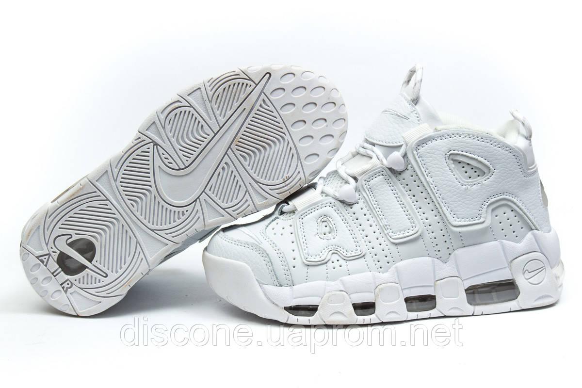 Кроссовки женские 14774 ► Nike Air Uptempo, белые ✅SALE! 20% ► [ 39 ]