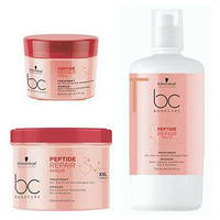 Маска для волос Schwarzkopf Professional BC Bonacure Repair Rescue Deep Nourishing Treatment