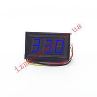 Цифровой вольтметр DC 0.00-33.0 В, фото 1