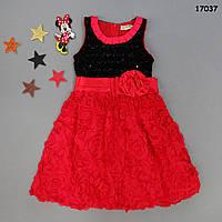 Нарядное платье для девочки. 140, 150, 160 см, фото 1