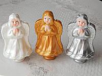 Верхушка на елку Ангел разные цвета, фото 1