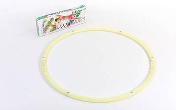 Обруч складной светящийся Hula Hoop LUMINOUS HU-LA (6 секций, d-90см)