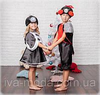 Карнавальный костюм Снигирь или сорока, фото 1