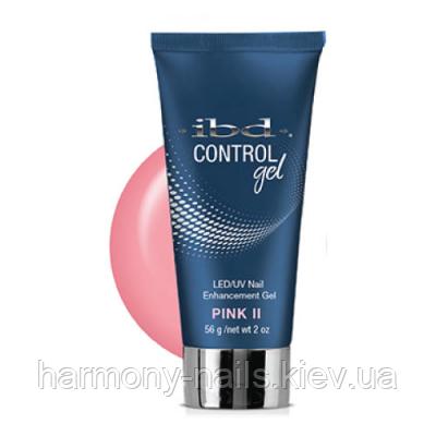 IBD CONTROL GEL Warm Pink (ПолиГель IBD) 56г, теплий, рожевий