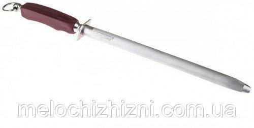 Мусат нержавеющий профессиональный полукруглый L 480 мм (шт)
