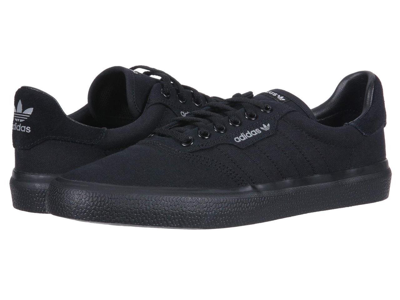 649ff0ad Кроссовки/Кеды (Оригинал) adidas Skateboarding 3MC Black/Black/Grey Two -
