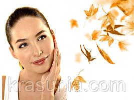 Особенности осеннего ухода за кожей лица