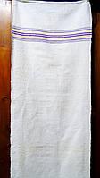 Конопляне полотенце для розтирання - товсте, але гладеньке 37х190