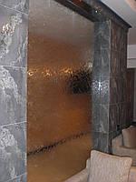 Декоративный водопад-перегородка