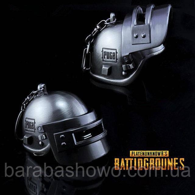 Брелок для ключей в виде шлема в PUBG