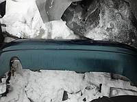 Бампер задний Ланос хэчбек накладка б/у, фото 1