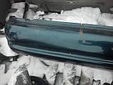 Бампер задний Ланос хэчбек накладка б/у, фото 3