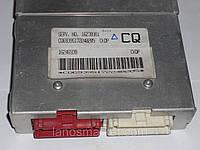 Блок управления двигателем Ланос 1,6 с имобилайзером 16246939 CQ б/у
