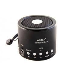 Портативная Bluetooth колонка WSTER WS-A8 speaker MP3 Microphone FM USB