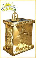 Стол панихидный 100 свечей под ПЕСОК (разборный) булат