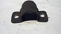 Кронштейн-cкоба стабилизатора Ланос, Сенс с выступом (буртом) старого образца (ОЕ) б/у, фото 1