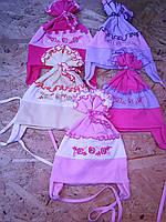 Шапочка весенняя для девочки, фото 1