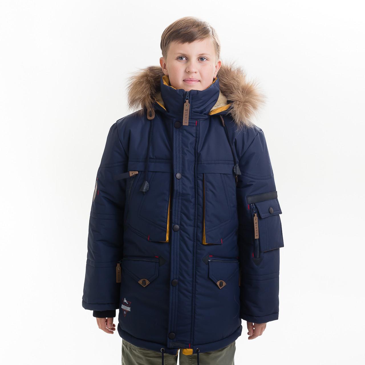 ddc19b10635 Детская зимняя куртка